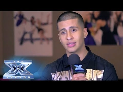 The Exit Interview: Carlito Olivero - THE X FACTOR USA 2013