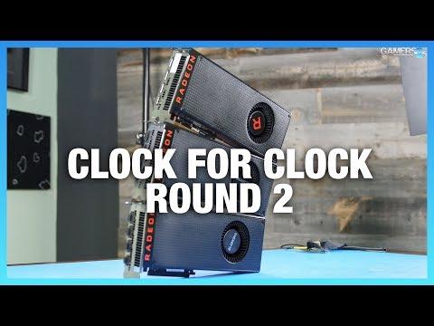 Revisit: Vega 56 & 64 at Same Clocks (800-1020MHz HBM2)