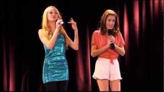 Download Violetta - Ludmilla e Violetta cantano Te Creo HD MP3 song and Music Video