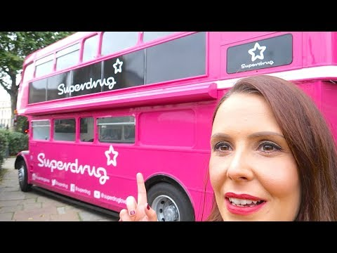 FIGHTING ANXIETY, SUPERDRUG PARTY & NEW VEGAN FOOD!