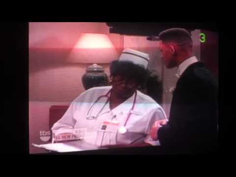 Fresh Prince of Bel-air - Carlton in the hospital