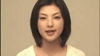 田中麗奈のインタビュー まだういういしいです。