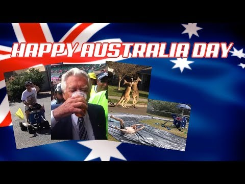 Happy Australia Day Or Happy STRAYA Day
