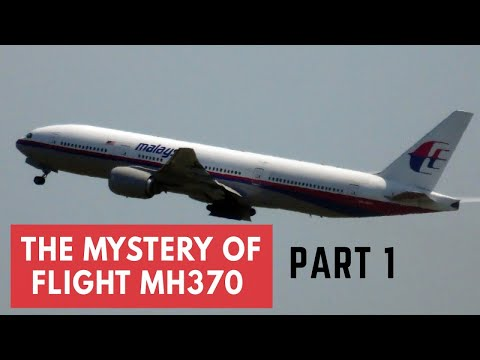 Air Crash Investigation Malaysia Airline MH370 part 1