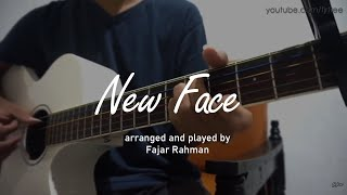 (PSY) New Face - Fajar Rahman - fingerstyle guitar cover