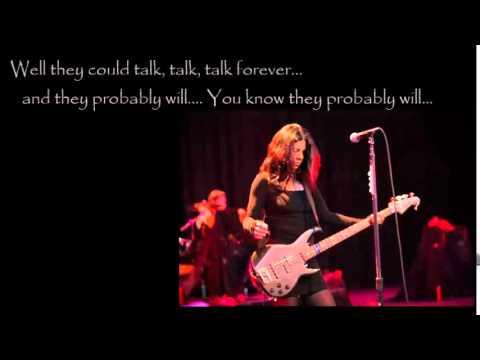 Concrete Blonde - Probably Will ... w/lyrics