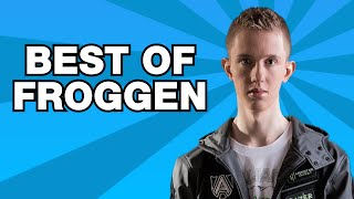 Best of Froggen | Pro Player & The Anivia God