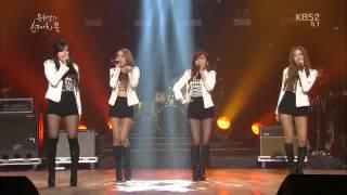 Kiss&Cry - Lady Marmalade Live (Eng Subs)