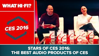 Stars Of CES 2016 – The Best Audio Products Of CES