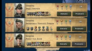 Hoi4 Tips for effective XP grinding on generals and gaining traits