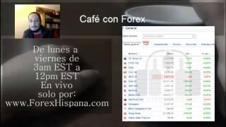 Forex con Café del 6 de Febrero 2016
