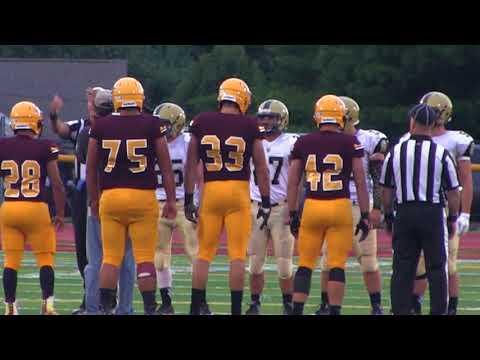 Central Regional High School 2017 Defense Football Highlights by Greenrose Media