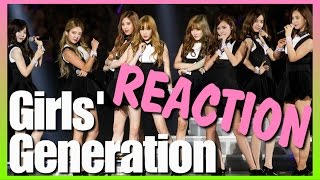 MY REACTION to SNSD at K-CON 2014 - Stafaband