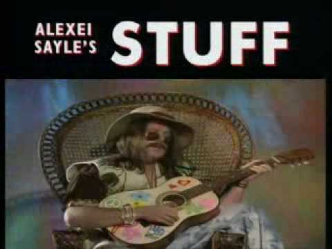 Alexei Sayles Stuff - Shut up song