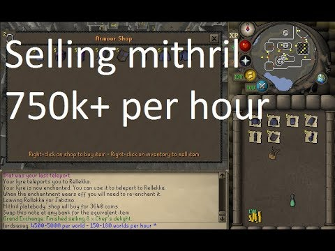 osrs unknown money making method 750k+ gp per hour