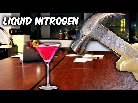 Science EXPERIMENT LIQUID NITROGEN VS / TOP 5 Liquid Nitrogen VS Experiments!