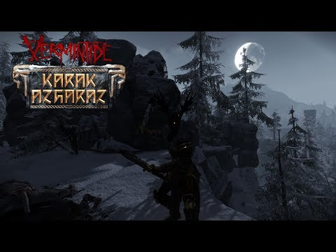 Warhammer Vermintide True Solo 3rd Person Gameplay - Elf Waywatcher Forever Alone