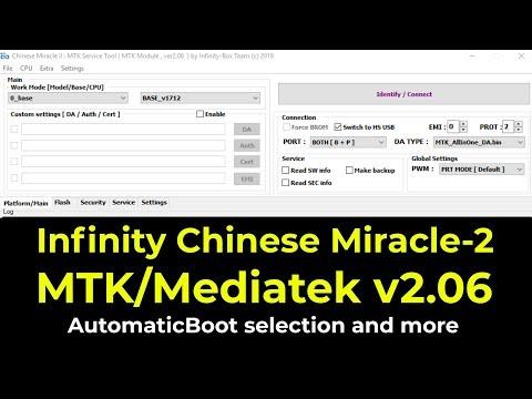 Infinity Chinese Miracle-2 MTK/Mediatek v2 06