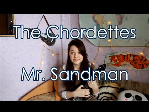 The Chordettes – Mr. Sandman разбор на укулеле +cover