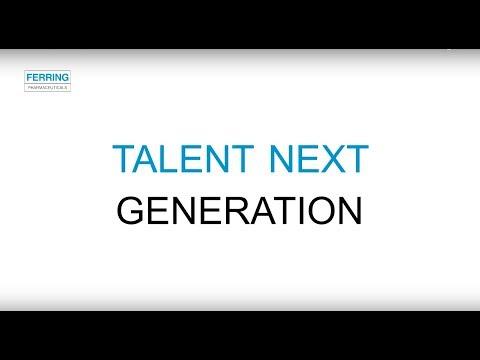 Meet Ferring's next generation of leaders
