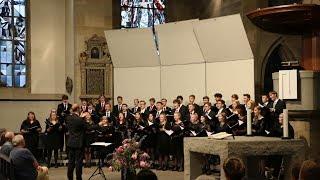 Der Jugendkonzertchor der Chorakademie Dortmund zu Gast in der »Stunde der Kirchenmusik«