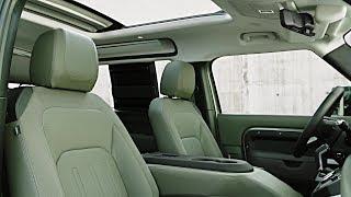 2020 Land Rover Defender - Interior and dev-test