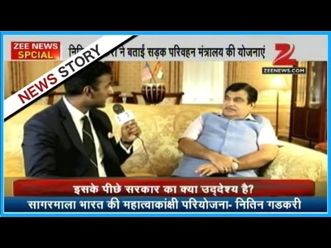 Exclusive conversation with Road Transport and Shipping minister Nitin Gadkari from USA