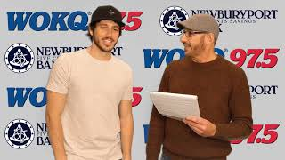 Morgan Evans Talks Favorite Christmas Movie, What Gift He's Getting for Kelsea Ballerini