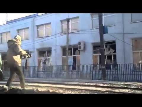 Падение метеорита в Челябинске! 15 02 2013 Meteorite fall