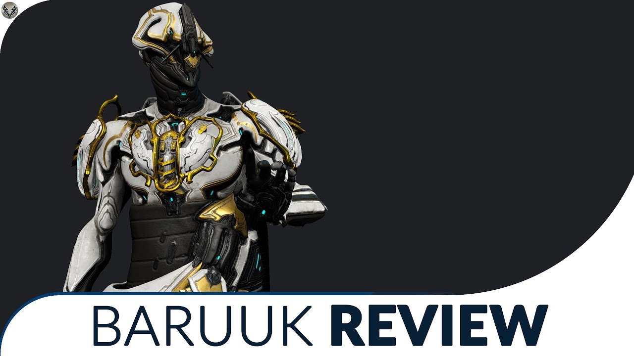 Warframe: Baruuk || Build & Review - New Monk Frame (Giveaway)