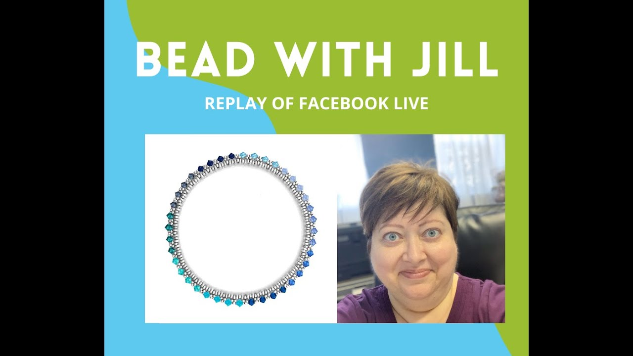 Replay of Facebook Live with Jill, April 12, 2021
