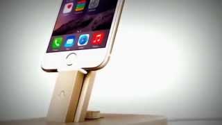 UPCOMING Twelve South HiRise Deluxe (Adjustable Charging Stand) For iPhone & iPad.mp4