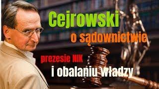Cejrowski o sądownictwie i obalaniu władzy  2019/10/22 Radiowy Przegląd Prasy odc. 1021