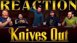 Knives Out (2019) MOVIE REACTION!!