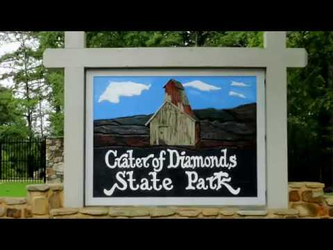 Visit Crater of Diamonds State Park, State Park in Arkansas, United States