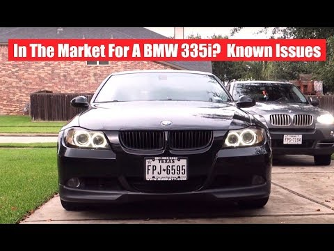 Want To Buy A High Mileage E90 335i BMW?  Detailed Common Faults