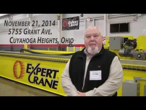 Expert Crane Open House
