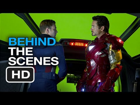 The Avengers - Behind The Scenes (2012) Robert Downey Jr. Movie HD