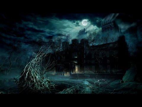 Страшные призраки замков. Замок с привидениями.