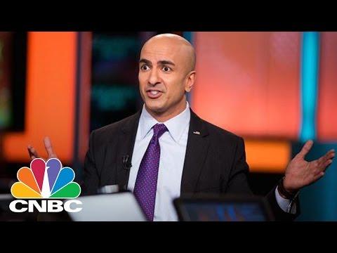 Fed's Neel Kashkari Unveils Plan To End 'Too Big To Fail' | Squawk Box | CNBC