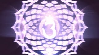 Ocean Waves 55HZ Brow Chakra Ajna Meditation (Open Third Eye, Kundalini)