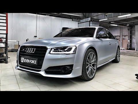 Дикая Audi S8 на 950+ лс! Заезд RS7 Unlim 500+ против Lamborghini и чип-тюнинг Audi A5 Sportback!