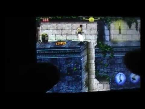 Prince of Persia ARMV6 HVGA HD (motorola fire xt)