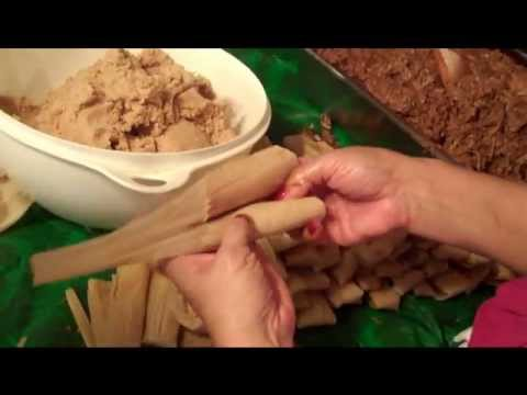How To Make Tamales (Award Winning , The Best)