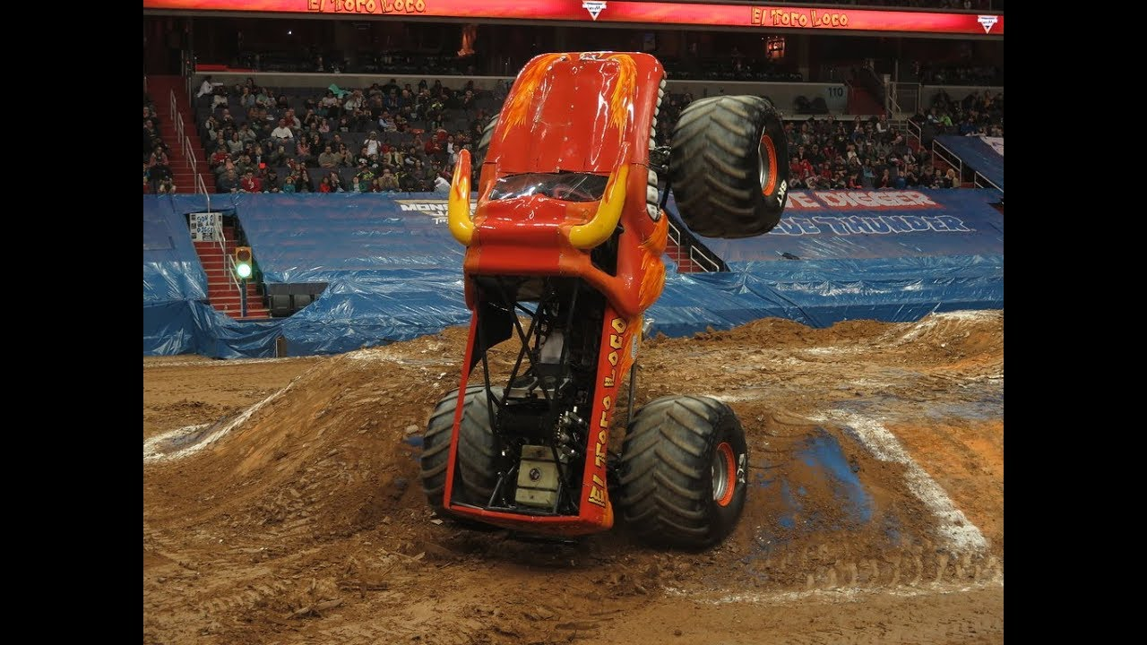 El Toro Loco Monster Jam Music Video