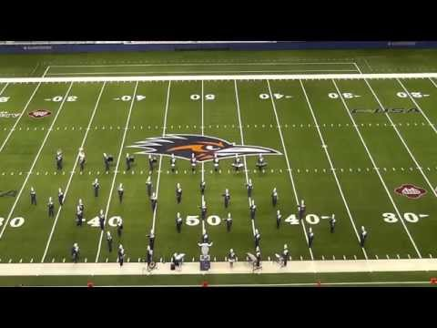 Knox City High School Band 2015 - Texas UIL 1A State Marching Contest