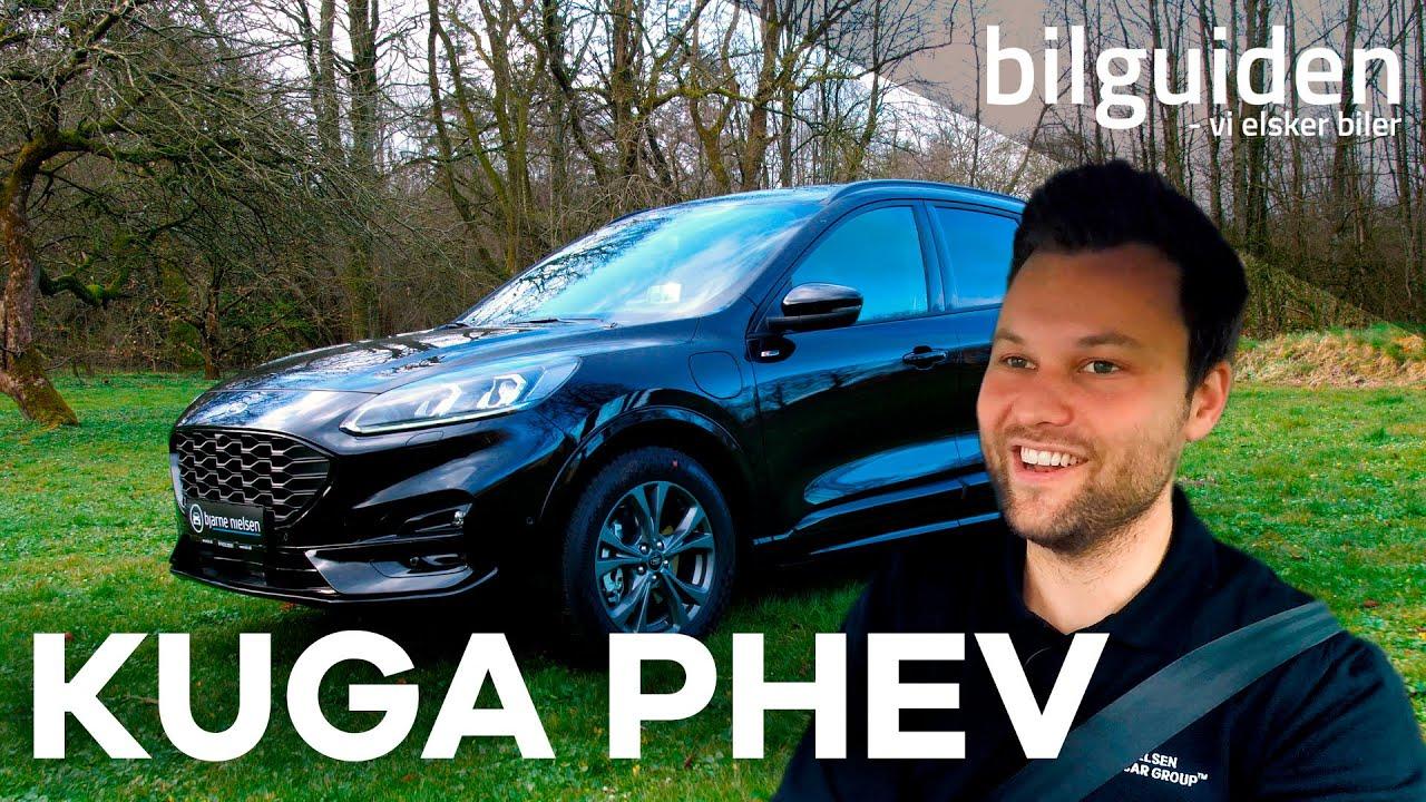 Ford Kuga 2020 Plug In Hybrid Phev Bilguiden Anmeldelse Youtube