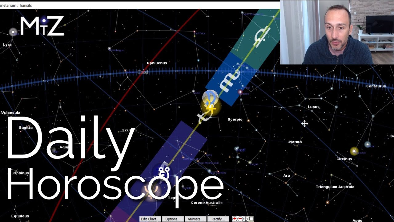 sidereal daily horoscope