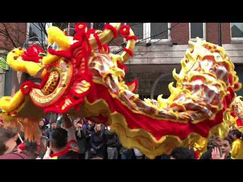 Chinese New Year 2019 London 🇬🇧