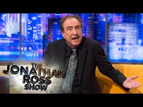 Eric Idle Nearly Ruined The Filming Of The Empire Strikes Back   The Jonathan Ross Show